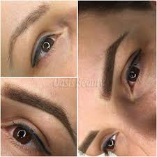 eyebrows permanent makeup in dublin