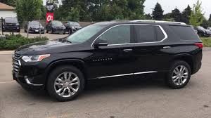chevrolet traverse awd high country