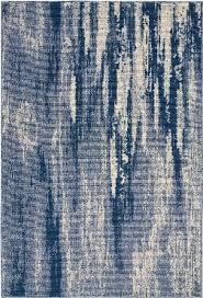 barclay butera lido blue cream area rug