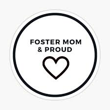 Foster Parent Stickers Redbubble