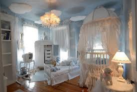 White Kids Room Chandelier