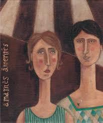 Amantes Amentes by Modern Contemporary Artist Alison THOMAS