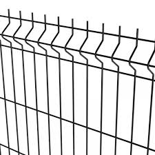 Prism 3d Panel Welded Wire Fence System Betafence