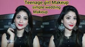 age makeup simple wedding