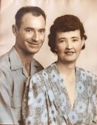 Shared Photo: Herman and Edith (Johnson) Huffman - WikiTree G2G