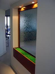 indoor wall fountains indoor waterfall
