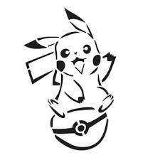 Pikachu Pokemon Svg Pikachu Pokemon Pokeball Svg Cut File Download Jpg Png Svg Cdr Ai Pdf Eps Dxf Format