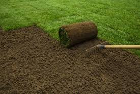 how to prepare clay soil for sod