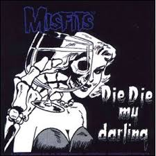 The Misfits Die Die Die Cut Vinyl Sticker Decal Walmart Com Walmart Com
