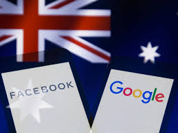 Australia takes on Google and Facebook ...
