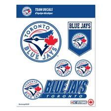 Toronto Blue Jays Team Decal Set Canadian Tire