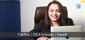 Priti Shah: An Innovative Leader Redefining Payment Processes and  Empowering People across India | Entreprenuer, Leader, People