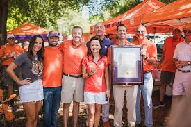 Candice Wilson Glenn Named Honorary Alumna – Clemson Alumni ...