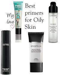 natural makeup primer for oily skin