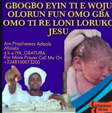 Prophetess A.M Afolabi - Posts   Facebook
