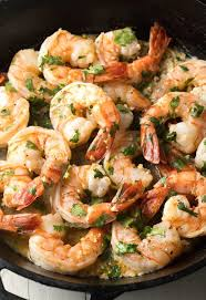 Cilantro Lime Shrimp Recipe (Stovetop ...