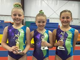 Local gymnasts compete at meets in Stillwater, Muskogee | Sports |  mcalesternews.com