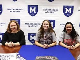 Three Seniors to Continue Athletic Careers in College   Mercersburg Academy