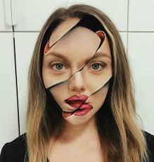 illusion makeup tricks put a unique