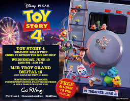 toy story 4 summer road trip rv