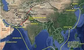 China Pakistan Economic Corridor - CPEC an initiative of One Belt ...