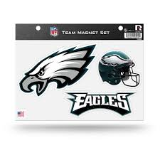 Philadelphia Eagles Team Magnet Sheet