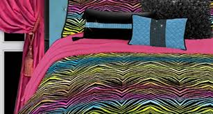 ideas for red and zebra print bedding