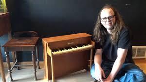 vine 37 key schoenhut toy piano