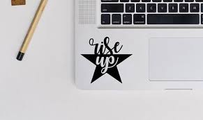 Rise Up Decal Hamilton Musical Sticker Laptop Decal Car Stickers Hamilton Tattoos Up Tattoos Laptop Decal