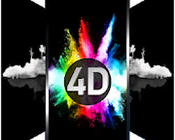 grubl 3d 4d live wallpaper android