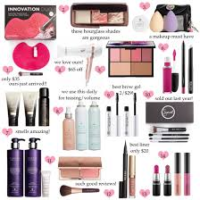 14 beauty favorites on now the