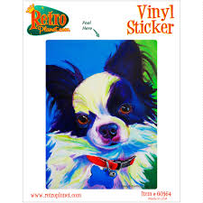 Esso Gomez Chihuahua Dog Vinyl Sticker Laptop Bumper Pop Art Decal 840450154041 Ebay