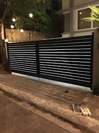 Polycarbonate Covered Tubular Steel Gate Rs Metal Fabrication Facebook