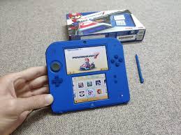 Máy chơi game cầm tay Nintendo 2DS - Kền Kền Store