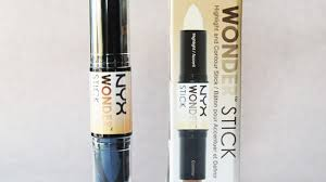 nyx wonder stick review conceals