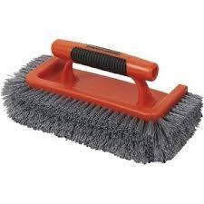 Black Decker All Around Scrubbing Brush Outdoor Brushware Mitre 10