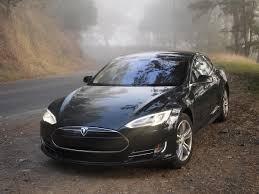 tesla stock rises after electric car