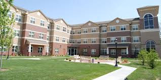 J.R and Gertrude Smith Apartments - Friends University