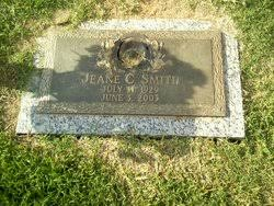 Jeane Cathryn Smith (1929-2003) - Find A Grave Memorial