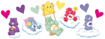 Care Bears Wall Stickers Totally Movable Buy Now