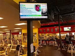 gym fitness center and health club