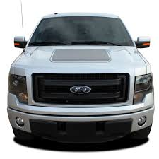 2009 2014 Ford F 150 Hood Decal Force Hood Factory Style Vinyl Graphic Stripes