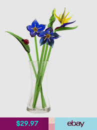 global village glass vases home