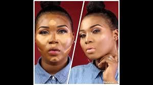 contouring makeup for darker skin