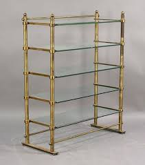 french brass shelves 28 vintage