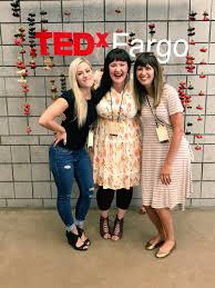"Bethany Berkeley on Twitter: ""Y'all. This joy peddler NAILED IT!  ❤️👏🏻#tedxfargo… """
