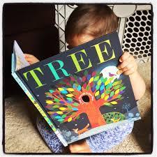 Tree (Britta Teckentrup) – The Baby Bookworm