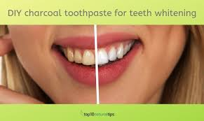 activated charcoal toothpaste for teeth