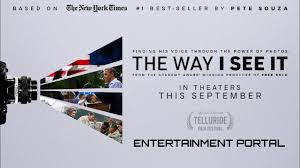 The Way I See It (2020) Trailer ...