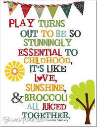 play turns out to be so stunningly essential to childhood it s